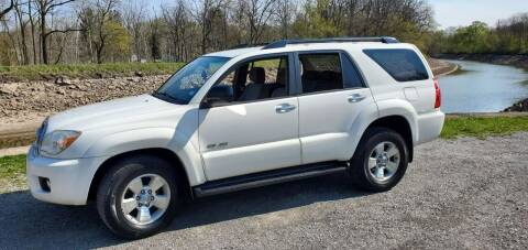 2007 Toyota 4Runner for sale at Auto Link Inc in Spencerport NY