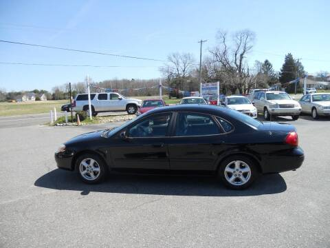 2002 Ford Taurus for sale at All Cars and Trucks in Buena NJ