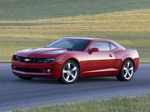 2010 Chevrolet Camaro for sale at Bill Gatton Used Cars - BILL GATTON ACURA MAZDA in Johnson City TN