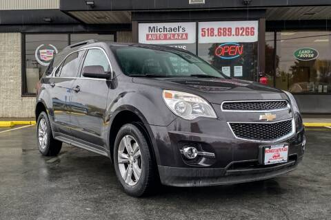 2015 Chevrolet Equinox for sale at Michaels Auto Plaza in East Greenbush NY