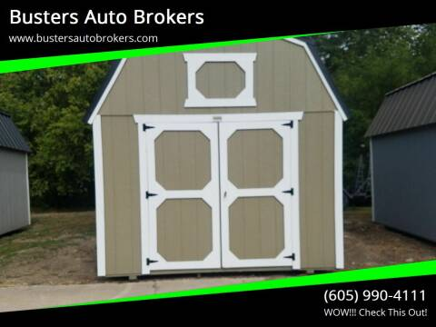 2020 Old Hickory Building 10 X 12 Lofted Barn for sale at Busters Auto Brokers in Mitchell SD