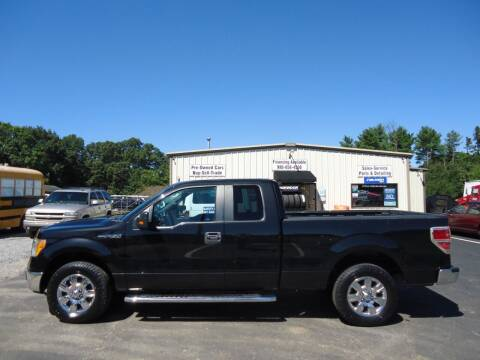 2010 Ford F-150 for sale at Street Source Auto LLC in Hickory NC