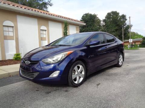 2013 Hyundai Elantra for sale at Play Auto Export in Kissimmee FL