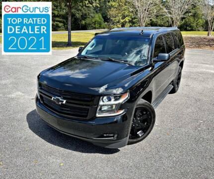 2017 Chevrolet Tahoe for sale at Brothers Auto Sales of Conway in Conway SC