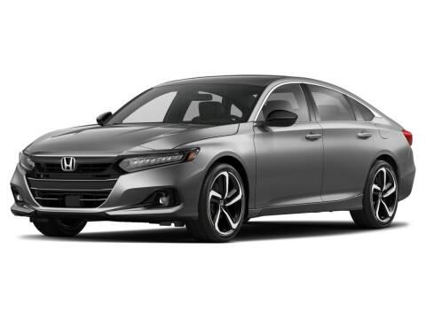 2021 Honda Accord for sale at BASNEY HONDA in Mishawaka IN
