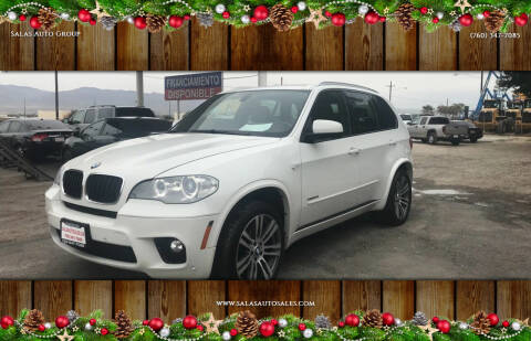 2013 BMW X5 for sale at Salas Auto Group in Indio CA