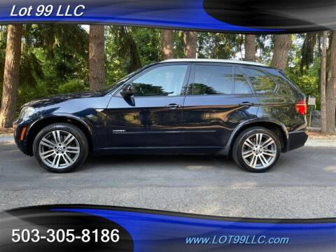 2011 BMW X5 for sale at LOT 99 LLC in Milwaukie OR