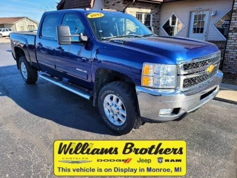 2013 Chevrolet Silverado 3500HD for sale at Williams Brothers - Pre-Owned Monroe in Monroe MI