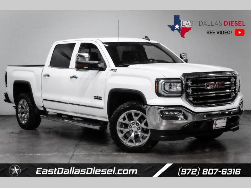 2018 GMC Sierra 1500 for sale in Dallas, TX