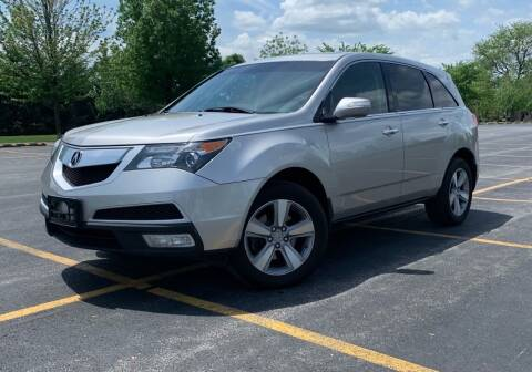 2013 Acura MDX for sale at Car Stars in Elmhurst IL