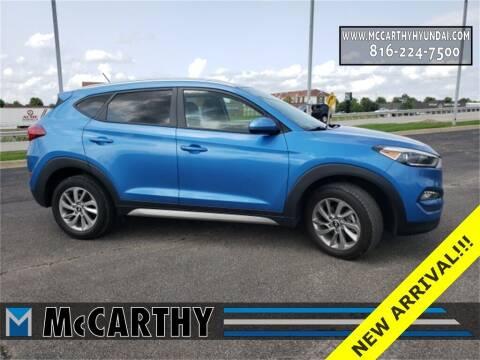 2017 Hyundai Tucson for sale at Mr. KC Cars - McCarthy Hyundai in Blue Springs MO