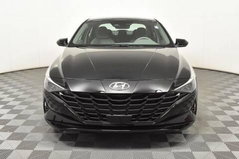 2021 Hyundai Elantra for sale at Southern Auto Solutions-Jim Ellis Hyundai in Marietta GA
