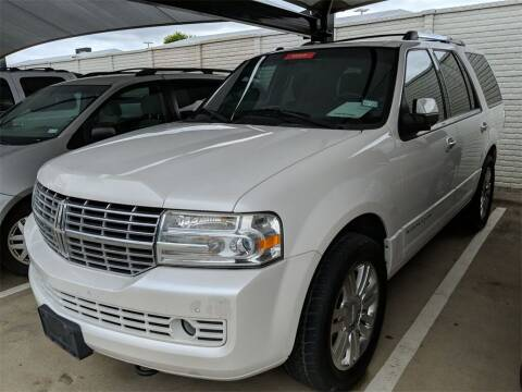 2012 Lincoln Navigator for sale at Excellence Auto Direct in Euless TX