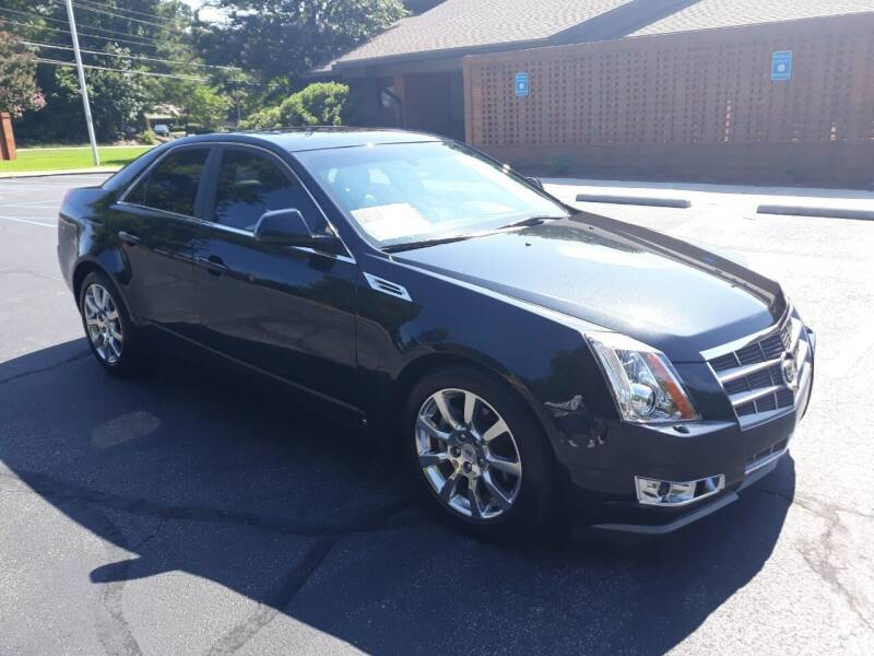2009 Cadillac CTS for sale at JCW AUTO BROKERS in Douglasville GA