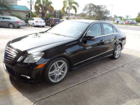 2011 Mercedes-Benz E-Class for sale at Bavarian Auto Center in Rockledge FL