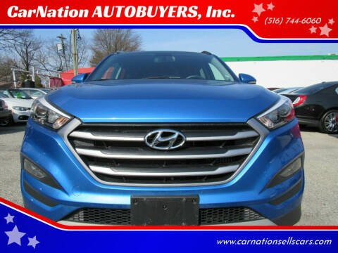 2017 Hyundai Tucson for sale at CarNation AUTOBUYERS, Inc. in Rockville Centre NY