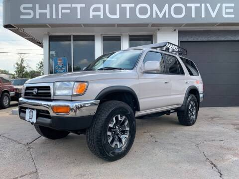 1997 Toyota 4Runner for sale at Shift Automotive in Denver CO