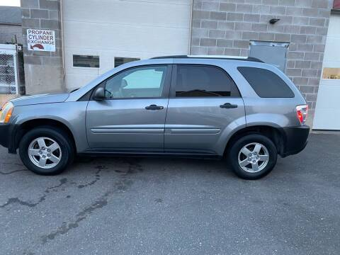 2005 Chevrolet Equinox for sale at Pafumi Auto Sales in Indian Orchard MA