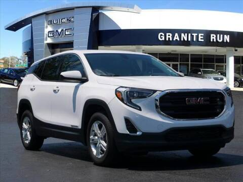 2018 GMC Terrain for sale at GRANITE RUN PRE OWNED CAR AND TRUCK OUTLET in Media PA