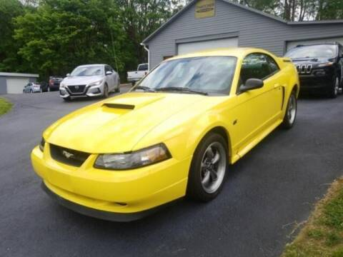 2003 Ford Mustang for sale at Cj king of car loans/JJ's Best Auto Sales in Troy MI