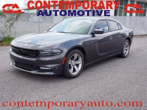 2015 Dodge Charger for sale at Contemporary Auto in Tuscaloosa AL