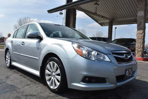 2012 Subaru Legacy for sale at Atlas Auto in Grand Forks ND