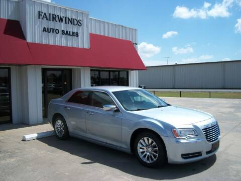 2013 Chrysler 300 for sale at Fairwinds Auto Sales in Dewitt AR