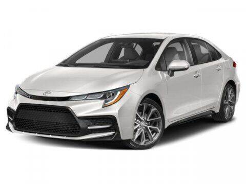 2022 Toyota Corolla for sale at BEAMAN TOYOTA in Nashville TN