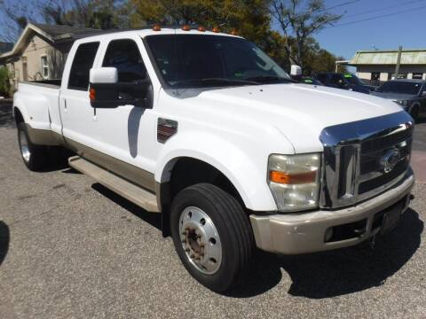 2008 Ford F-450 Super Duty for sale at LEGACY MOTORS INC in New Port Richey FL