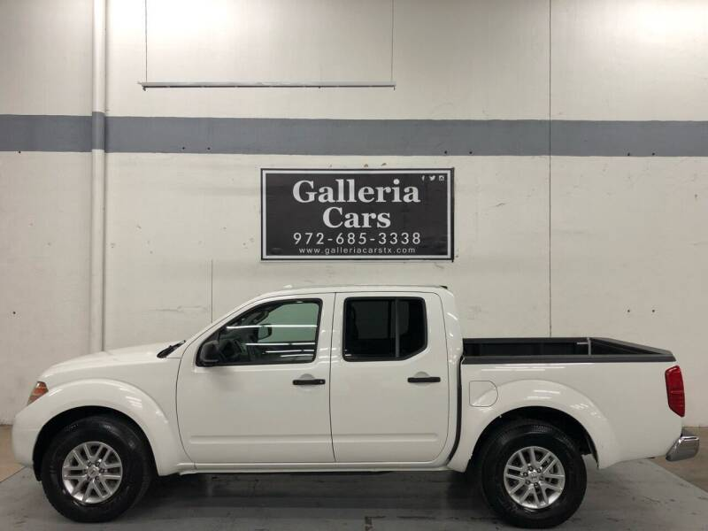 2015 Nissan Frontier for sale at Galleria Cars in Dallas TX