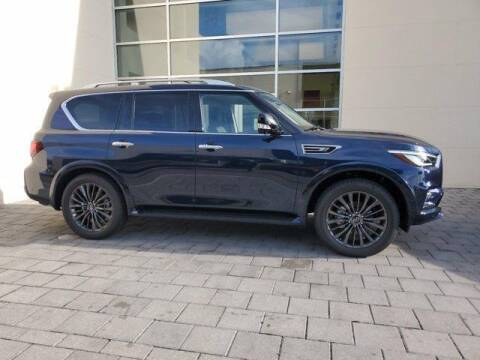 2021 Infiniti QX80 for sale at Orlando Infiniti in Orlando FL