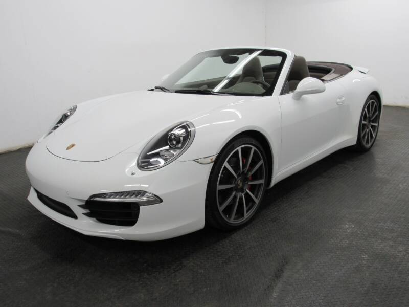 2013 Porsche 911 for sale at Automotive Connection in Fairfield OH