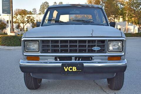 1987 Ford Bronco II for sale at VCB INTERNATIONAL BUSINESS in Van Nuys CA