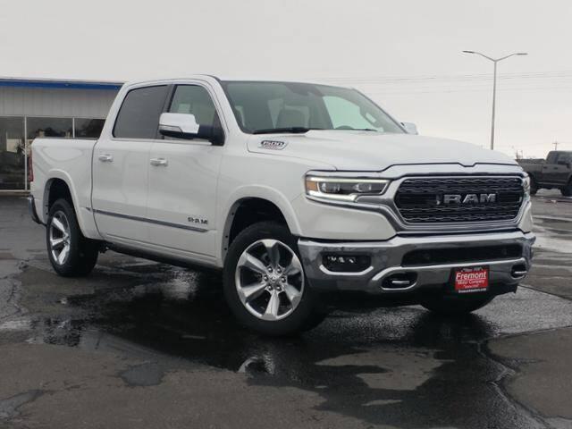 2021 RAM Ram Pickup 1500 for sale at Rocky Mountain Commercial Trucks in Casper WY
