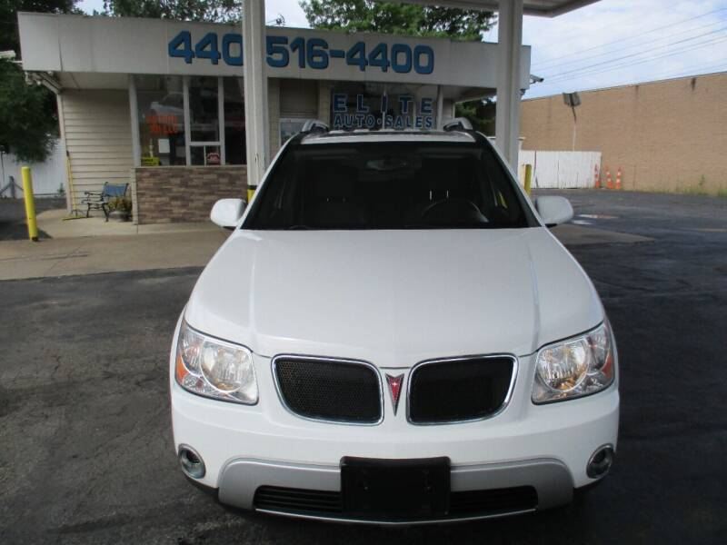 2007 Pontiac Torrent for sale at Elite Auto Sales in Willowick OH