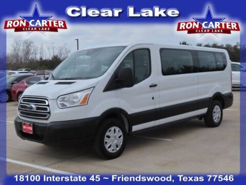 2019 Ford Transit Passenger for sale at Ron Carter  Clear Lake Used Cars in Houston TX