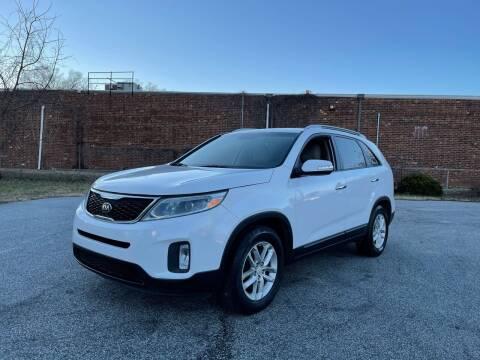 2014 Kia Sorento for sale at RoadLink Auto Sales in Greensboro NC