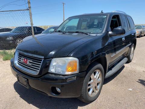 2009 GMC Envoy for sale at PYRAMID MOTORS - Pueblo Lot in Pueblo CO