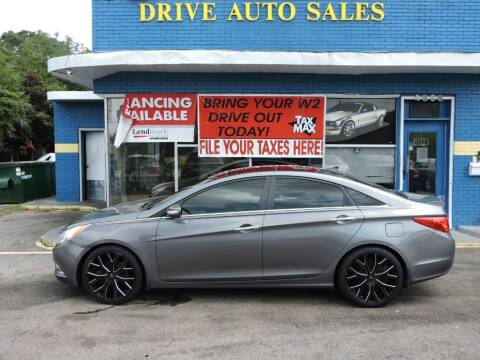 2013 Hyundai Sonata for sale at Drive Auto Sales & Service, LLC. in North Charleston SC