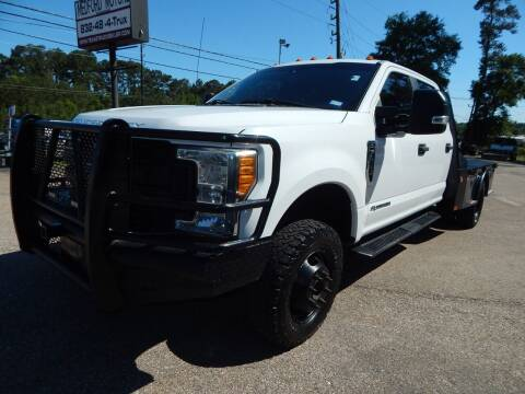 2017 Ford F-350 Super Duty for sale at Medford Motors Inc. in Magnolia TX