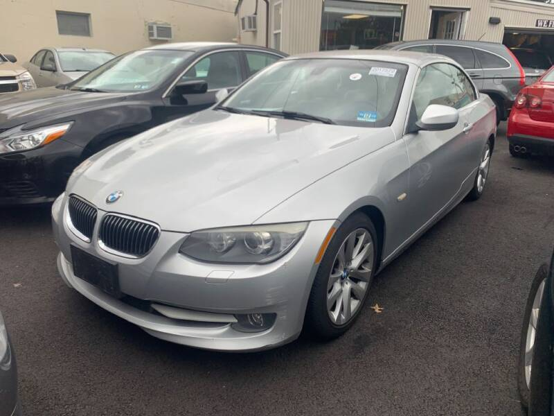 2011 BMW 3 Series for sale at Park Avenue Auto Lot Inc in Linden NJ