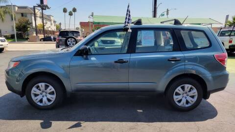 2009 Subaru Forester for sale at Pauls Auto in Whittier CA