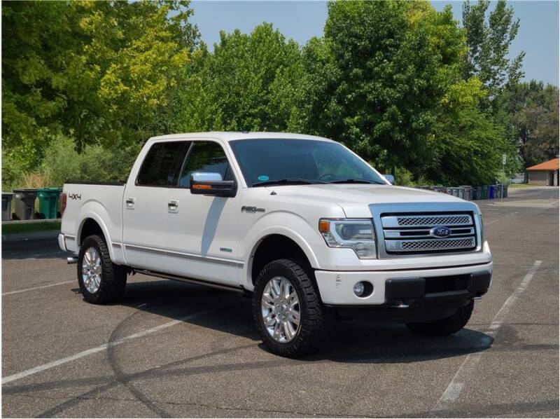 2013 Ford F-150 for sale at Elite 1 Auto Sales in Kennewick WA