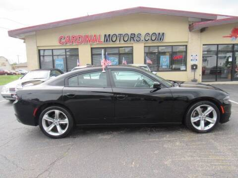 2017 Dodge Charger for sale at Cardinal Motors in Fairfield OH