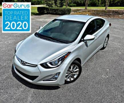2015 Hyundai Elantra for sale at Brothers Auto Sales of Conway in Conway SC