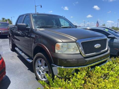 2008 Ford F-150 for sale at Mike Auto Sales in West Palm Beach FL