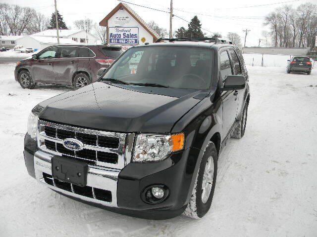 2012 Ford Escape for sale at Northwest Auto Sales in Farmington MN