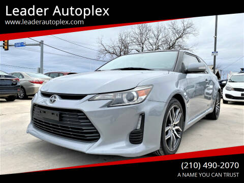 2014 Scion tC for sale at Leader Autoplex in San Antonio TX