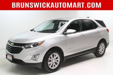 2019 Chevrolet Equinox for sale at Brunswick Auto Mart in Brunswick OH
