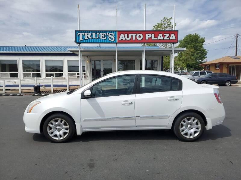 2012 Nissan Sentra for sale at True's Auto Plaza in Union Gap WA
